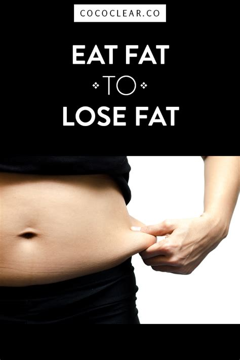 healthy fats lose weight to lose