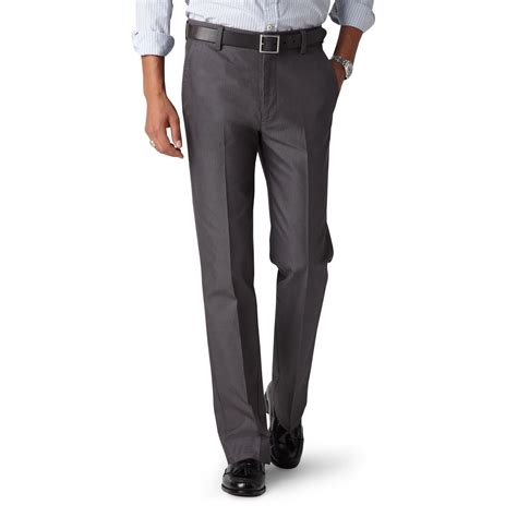 Dress Pants Shop For Mens Dress Pants And Apparel | dockers men s signature khaki straight leg dress pants