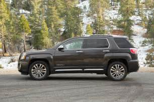 2016 gmc terrain review and rating motor trend