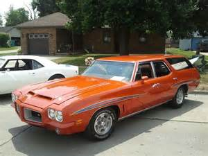 Pontiac Gto Wagon 1972 Pontiac Gto Wagon Wagons