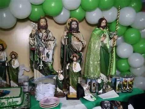 adornos de popote para sanjudas san judas tadeo las mananitas en queens new york 2014