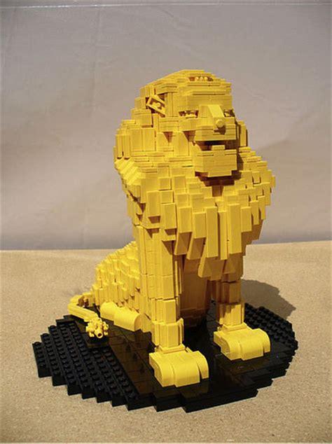 awesome lego sculptures top design magazine web design  digital content