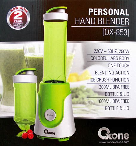 Promo Oxone Ox 853 Personal Blender Limited oxone personal blender ox 853 shake n take evoucher co id