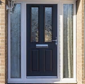 Composite Front Door Styles Composite Glazed Front Doors Safestyle Uk