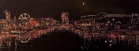 bristol harbourside  night upfest