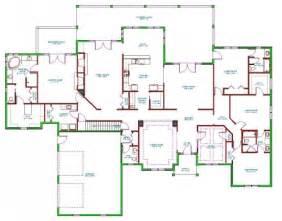 Single Level Home Plans Single Level House Plans Find House Plans