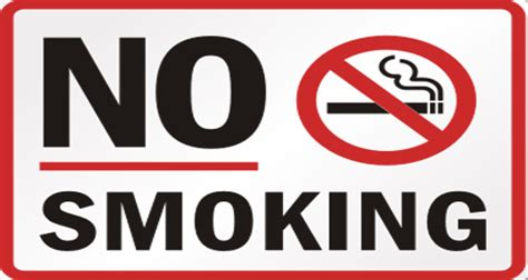 no smoking sign what does it mean 3 in 1 cafe hair