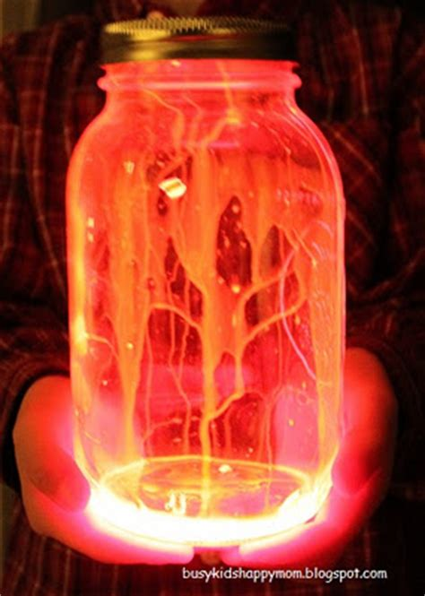 Kaos Is Much Kaos Kristen Glow In The glow stick lantern busy happy