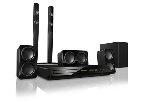 philips hts3538 5 1 dvd home theatre cinema system