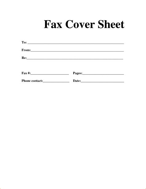 House Layout Generator by 6 General Fax Cover Sheet Teknoswitch