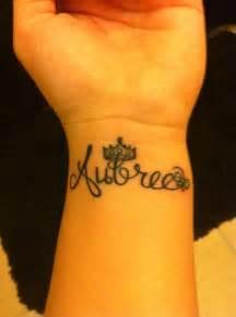 my new tattoo wristtattoo wrist tattoo name small