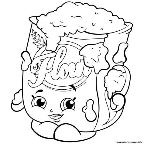 coloring pages of shopkins season 2 season 2 flour shopkins season 2 coloring pages printable