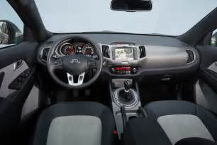 Interior Of Kia Sportage Car Picker Kia Sportage Interior Images