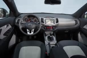 Interior Kia Car Picker Kia Sportage Interior Images
