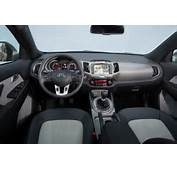 Car Picker  Kia Sportage Interior Images