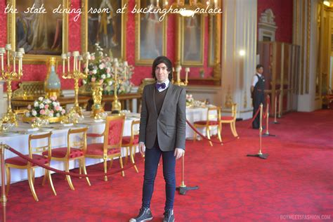 yesterday inside buckingham palace boy meets fashion