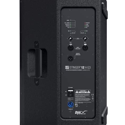 Speaker Active Rock Master Murah Ld Systems Stinger 12 A G3