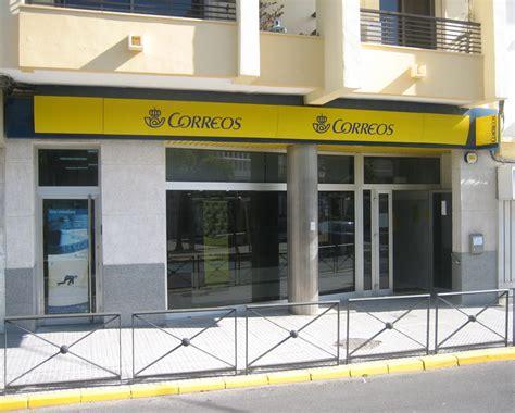 oficina de correos madrid horarios chiclana hoy el psoe responsabiliza a mar 237 n de no