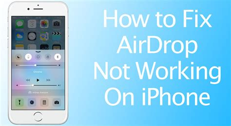 iphone themes not working how to fix airdrop not working on iphone ipad or mac