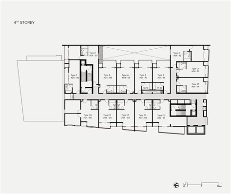 1 Suites Geylang Floor Plan - grandview suites geylang units mix and typical floor plans