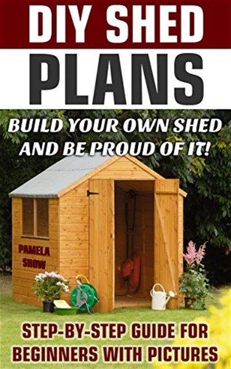 ideas  build   shed  pinterest