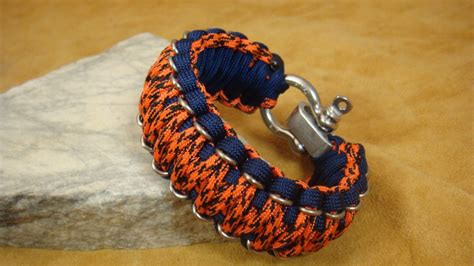 paracord weaves armored series paracord survival bracelet king cobra