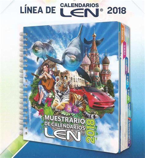 Calendarios Len Calendarios Len 2018 11 50 En Mercado Libre