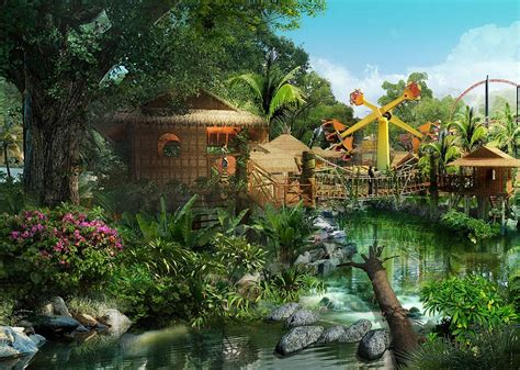 tropical treehouse vacation search results themeparx theme park construction board