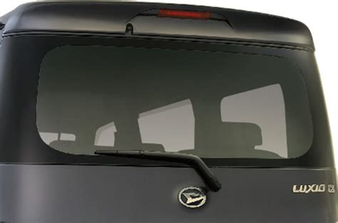 Kas Rem Mobil Luxio daihatsu luxio mobil mpv terbaik dan murah