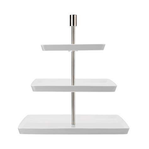 etagere rosenthal loft white etagere 3 tiers rosenthal service