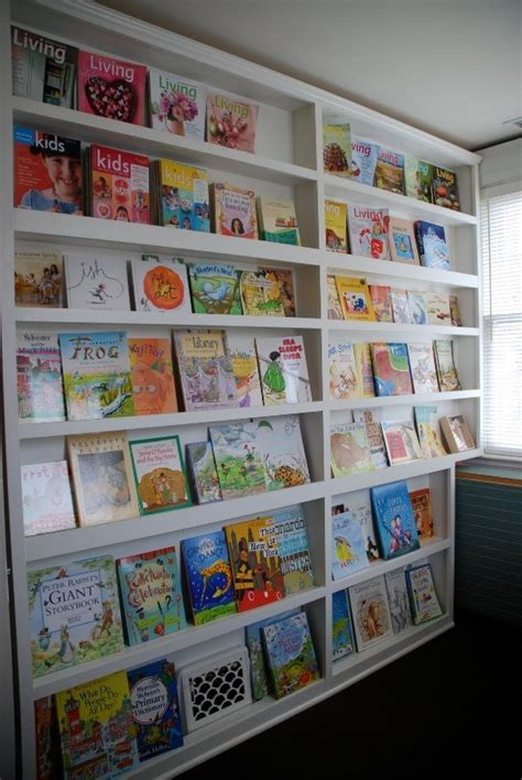 display books 21 cool idea to organize a mini kids library or kids book