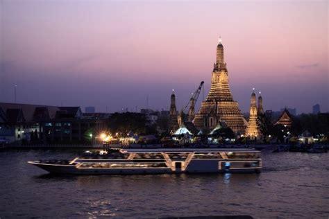 boat trip in bangkok bangkok named world s best city