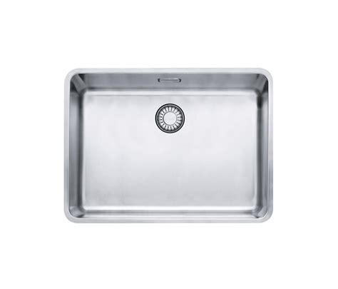 franke kitchen sink kubus sink kbx 110 55 stainless steel kitchen sinks from