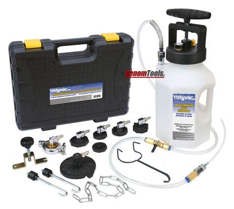 Brake Bleeder By Kynan Motor mityvac mv6840 pressure bleed brake and clutch bleeder kit