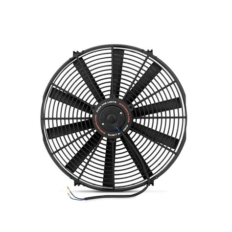mishimoto slim electric fan 12 mishimoto slim electric fan 16 quot by mishimoto