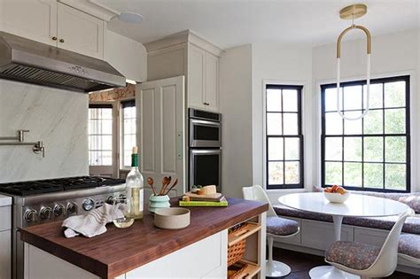 Pendant Light Ideas by Kitchen Bay Window Design Ideas