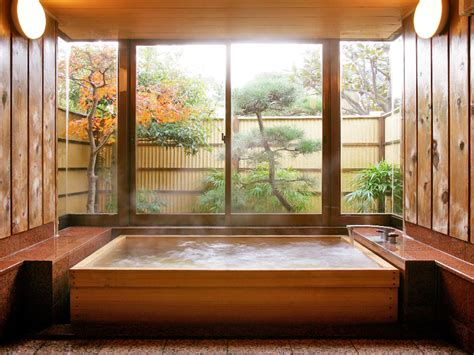 Spa Inspired Bathroom Designs japanese bathroom wasou
