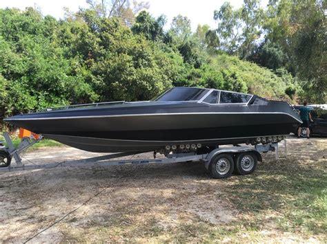 velocity speedboat yacht wrapping - Speed Boat Velocity