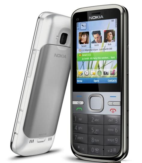 nokia c5 nokia c5 5mp full specifications and price details gadgetian