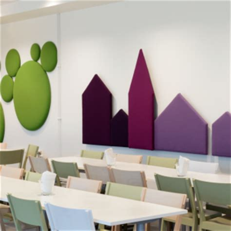 decorative acoustic wall panels canada decorative acoustic panels from wobedo design of sweden