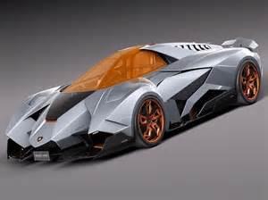 2013 Lamborghini Egoista Lamborghini Egoista Concept 2013 3d Model Max Obj 3ds Fbx