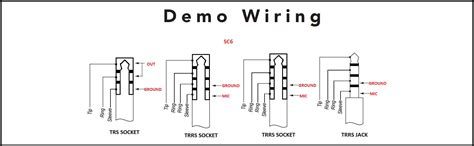 trs microphone wiring diagram insert cable diagram wiring