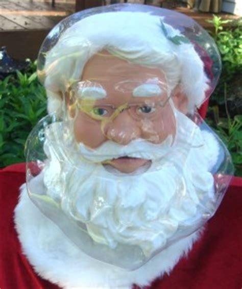 3 ft animatedmrsclaus gemmy 5 ft size singing animated santa claus new ebay