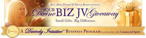 Jv Giveaways - home your divine biz jv giveaway