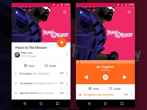 android song android player sketch freebie free resource for sketch sketch app sources