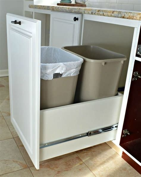 kitchen bin ideas best 25 trash and recycling ideas on pinterest trash