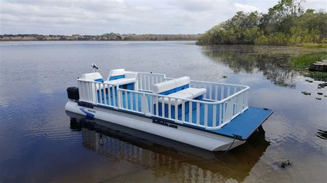 pontoon boats that expand nowakie pontoon boats