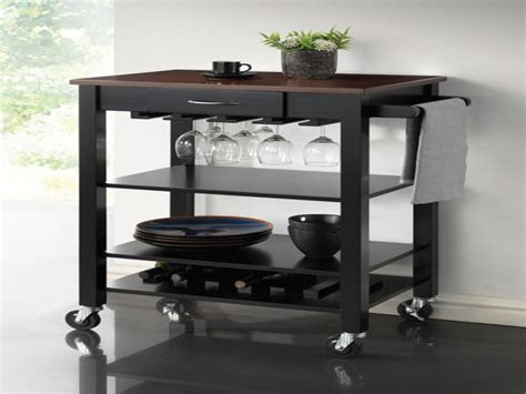 small rolling kitchen island simple dining rooms small rolling kitchen cart small