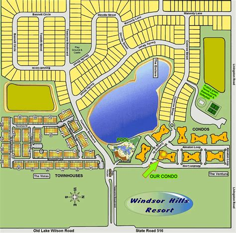 Rent Vacation Home In Orlando - windsor hills windsor hills vacation condo