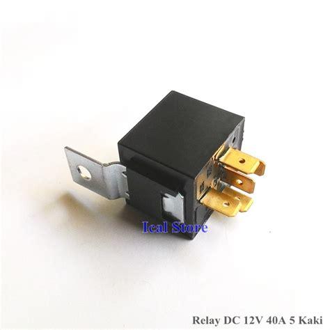 Relay 5 Volt Dc relay 12 volt 5 kaki
